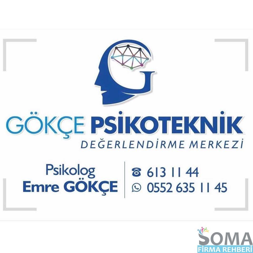 Soma Gökçe Psikoteknik Değerlendirme Merkezi