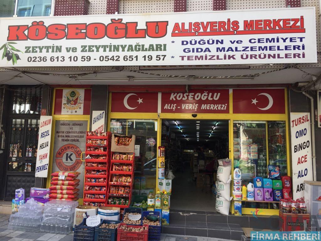 Soma Köseoğlu Market