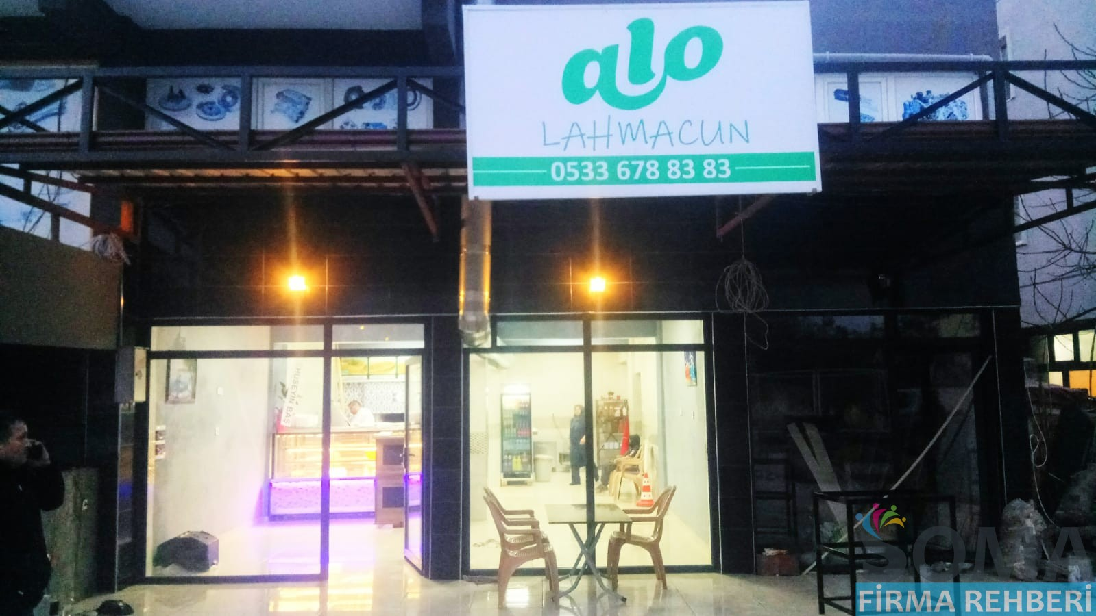 Alo Lahmacun – Soma